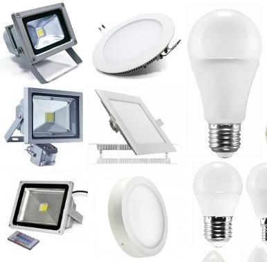 ремонт светильников